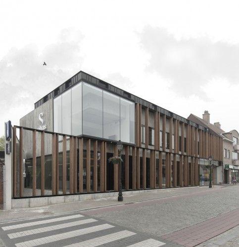 GRAUX & BAEYENS architecten  Office Solvas