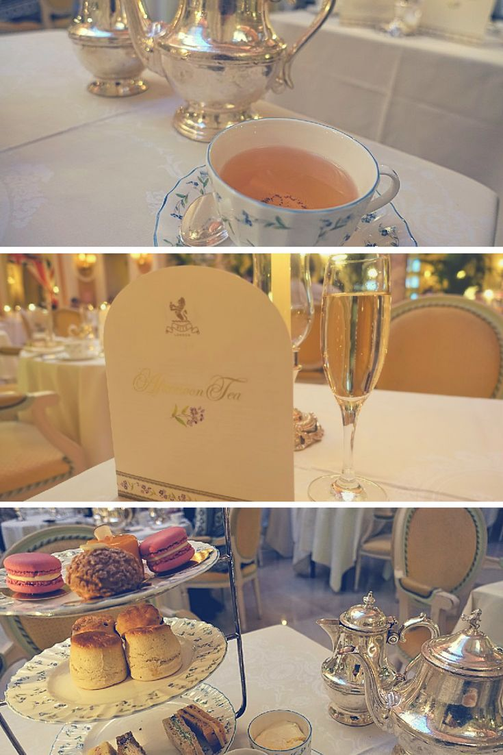 Afternoon tea at The Ritz London may sound stuffy, snobby and intimidating, but in reality you will enjoy a warm welcome and the most famous afternoon tea in London #London #afternoontea