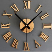 modern clocks for living room. Modern Design 3D DIY Creative Retro Acrylic Rome Digital Quartz Clock Home  Decor Living Room Wall Best 25 clock ideas on Pinterest Clocks Metal and 2 in