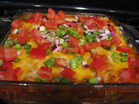 The Black's Best: Taquito Casserole- I do this with frozen burritos sometimes, never thought to try taquitos.