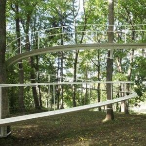 A Path in the Forest by Tetsuo Kondo Architects