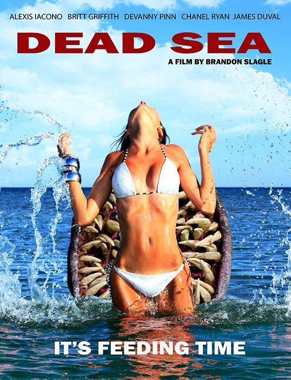 Literally the Worst Movie Ever!!!!! Brandon Slagle Dead Sea - movie poster