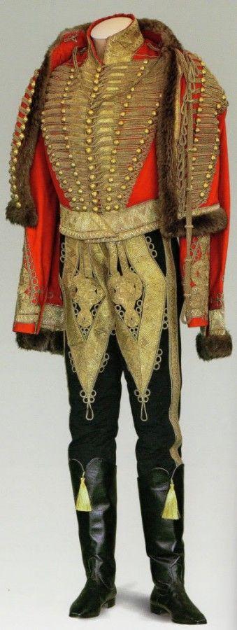 Russian hussar, 1817-1837 More