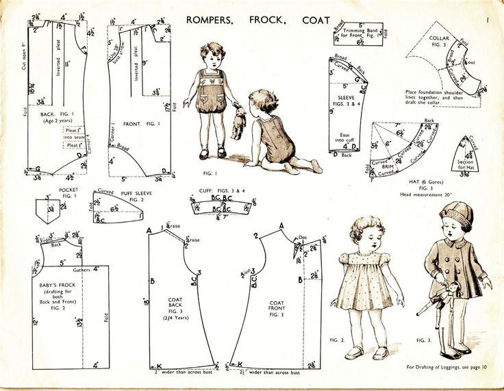 1930s babywear Some are Classics, Timeless  Items.  The coats are still sold in high end Childrens Shops.