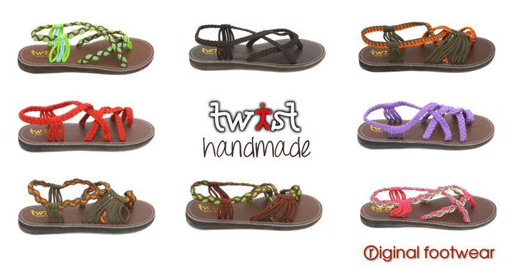 Twist Handmade Sandals