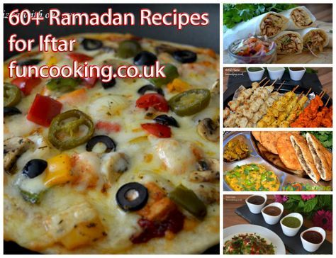 Ramadan recipes for Iftar
