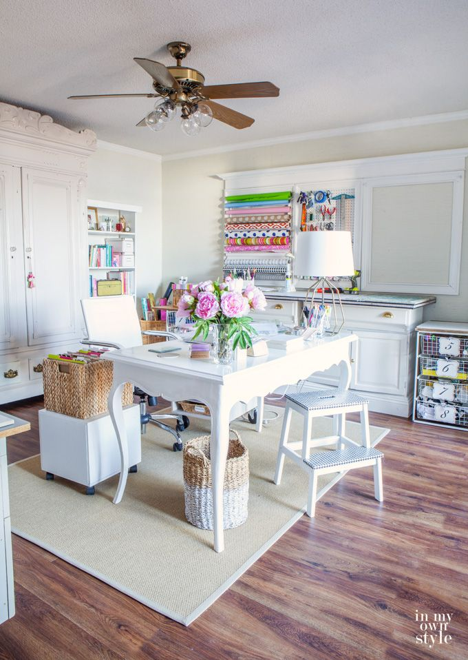 1000 Images About Home Sweet Home Craft Room On Pinterest