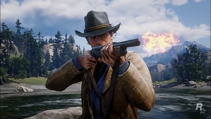Arthur Red Dead Redemption 2 Gaming Red dead