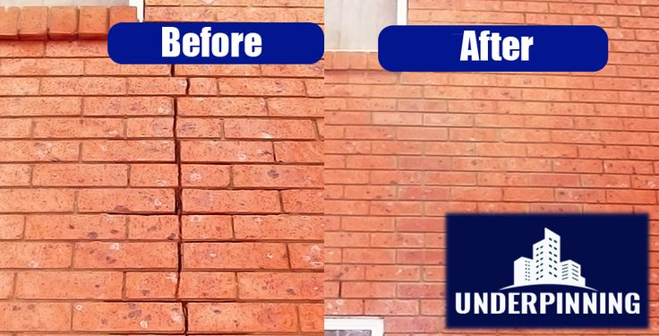 Underpinning Adelaide specialists are proficient in fixing Foundations, Repair Cracks,salt damp treatment & Structural #RestorationServices for domestic & commercial properties.