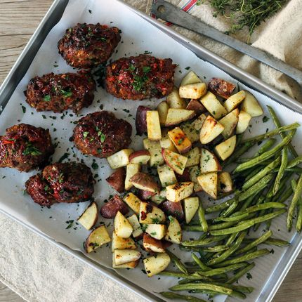 Mini Meatloaves Dinner - Recipes - Sprouts Farmers Market