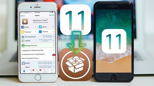 How to jailbreak iOS 11 without Computer    Have you ever try Jailbreak on your iOS 11 without using Pc? If you cant or dont know how it can possible or how to do this then you are at right place. So today I going to show you that how to jailbreak your iOS 11 without Pc.  Here we go:  1. First of all open safari on your iOS 11.  2. Then go to this website http://ift.tt/2f2dDgE  3. After opening that website you will see Jailbreak Now option and click on it.  4. Then it starts loading and it…
