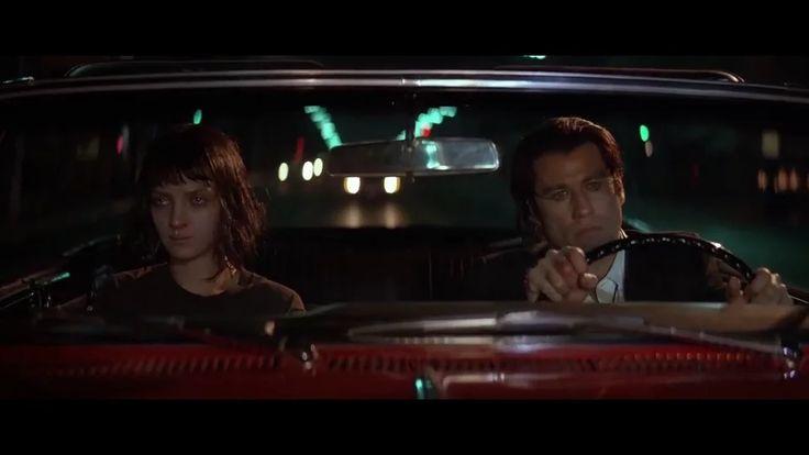Tarantino: The Driving Shots on Vimeo