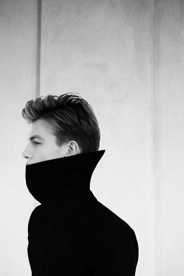 "UNFORGIVEN Papercut Magazine  UNIVRS Shirt: Stefano Lo Muzio  Photographer: Cristian Fasoli "" Edenlie "" Stylist: Ilaria Medaglini Hair&Make-Up: Silvia Baini  Model: Arden Wezenberg"