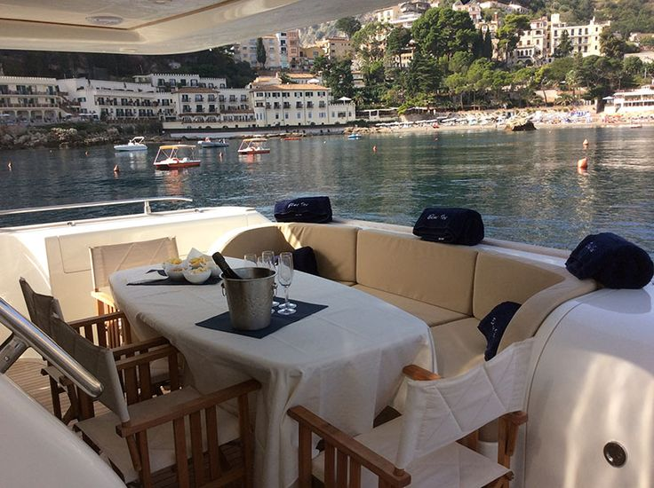 M/Y Uniesse 72 great #Luxury experience for your #Cruise in #Sicily