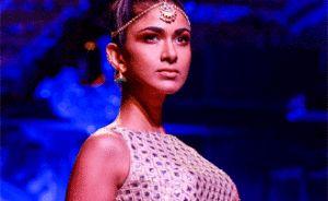 Anita Dongre bridal collection at Fashion Week in India.