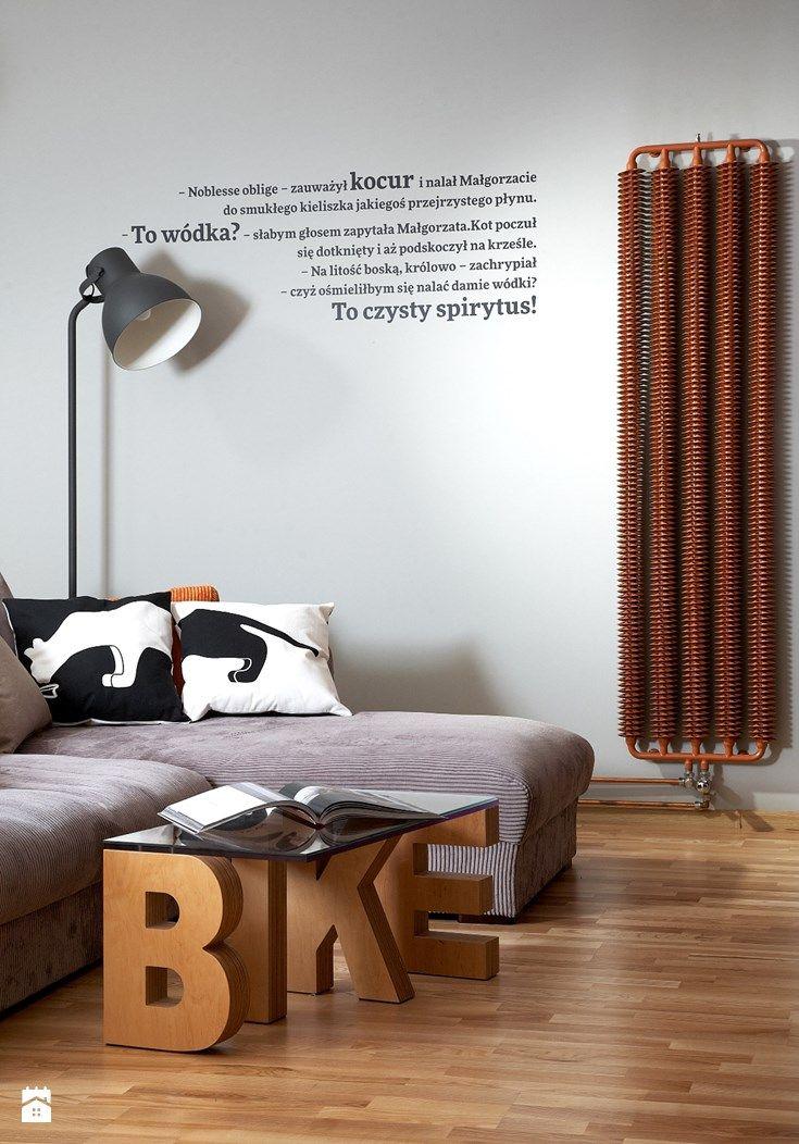 Salon styl Industrialny - zdjęcie od Fabryka Nastroju - Salon - Styl Industrialny - Fabryka Nastroju