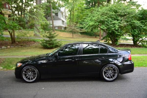 BMW 335i 335 i M-Sport Exterior, M3 Interior, 6 MT, Well Maintained