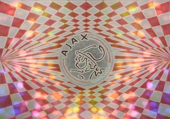 Ajax logo efecto digital by carlossimio.deviantart.com on @DeviantArt