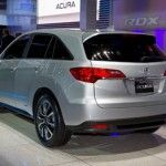 Acura RDX Dashboard Review