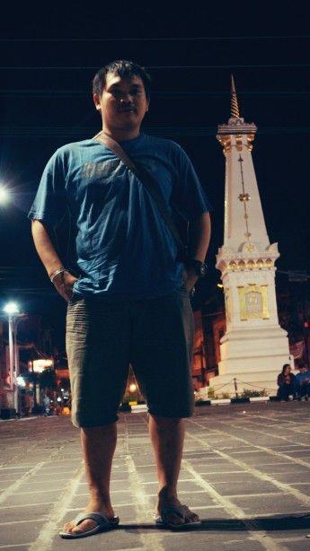 Exotisme Malam di TUGU @Yogyakarta Indonesia