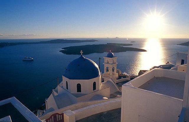 .Santorini, Greece