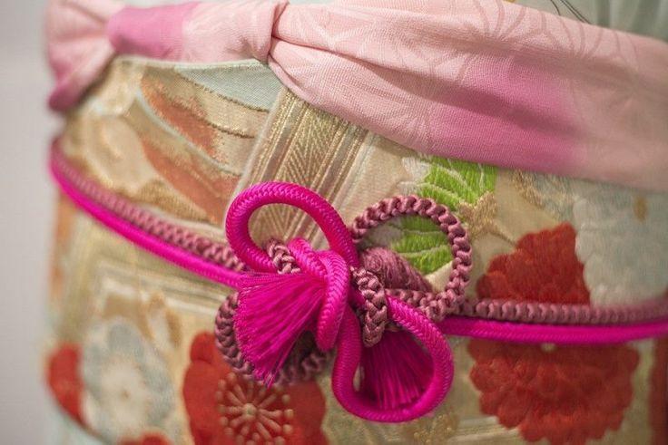 ファッションテイスト別 成人式振袖帯締めの結び方 2-1 の画像|【ふだん着物専門】パーソナルスタイリングYUMI SAITOつぶやきブログ