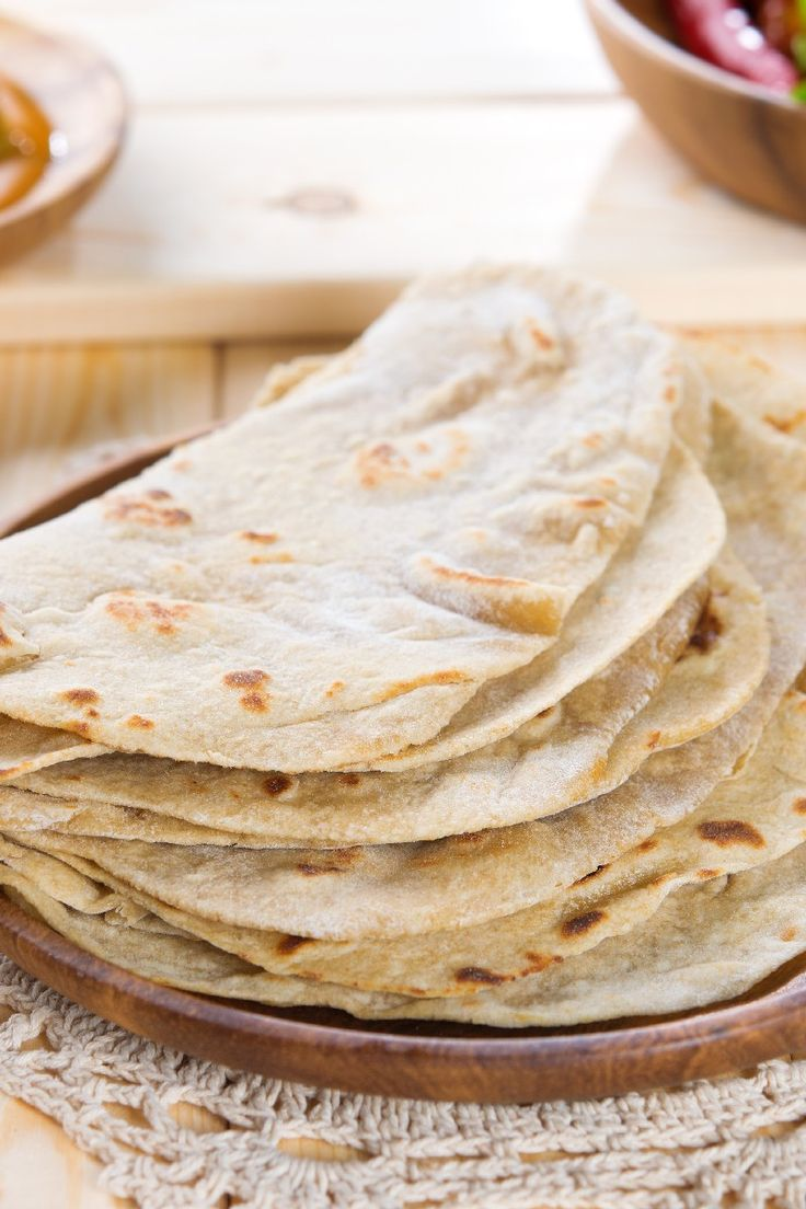 Homemade Flour Tortillas: Baking Powder, Homemade Flour Tortillas ...