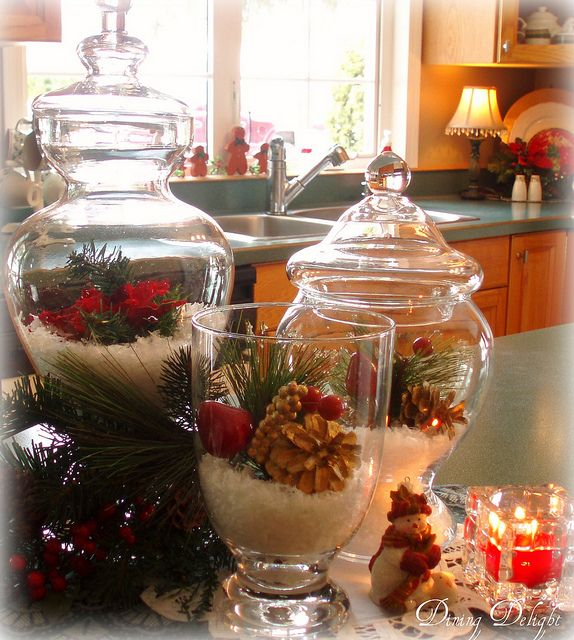Best 25 Christmas Kitchen Decorations Ideas On Pinterest: Best 25+ Apothecary Jars Kitchen Ideas On Pinterest
