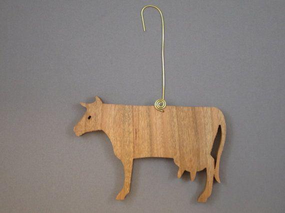 La vache laitière par jimswoodstudio sur Etsy