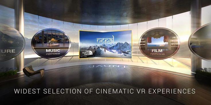 Jaunt VR - Virtual Reality- screenshot