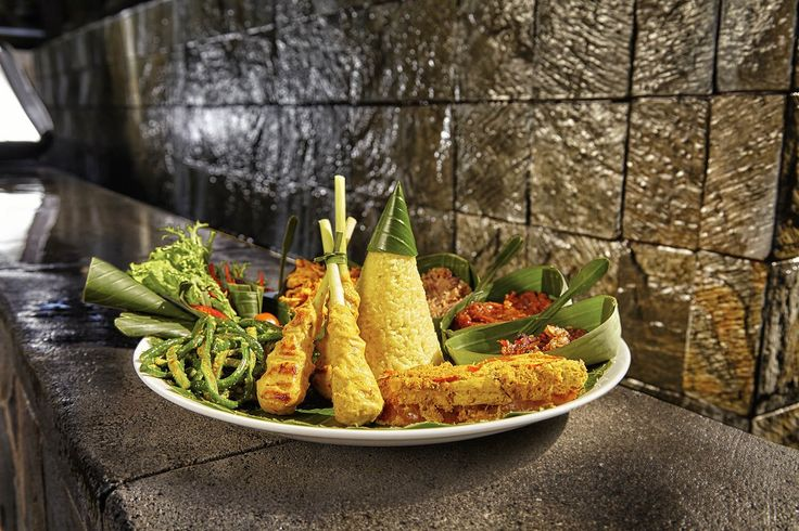 Megibung. The Balinese classic hand-prepared by our Chef