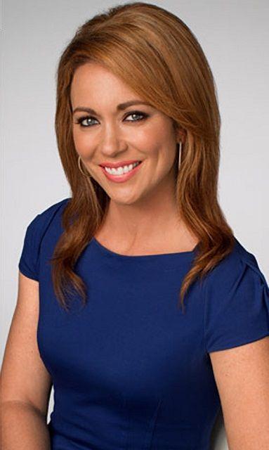 CNN News anchor, Brooke Baldwin