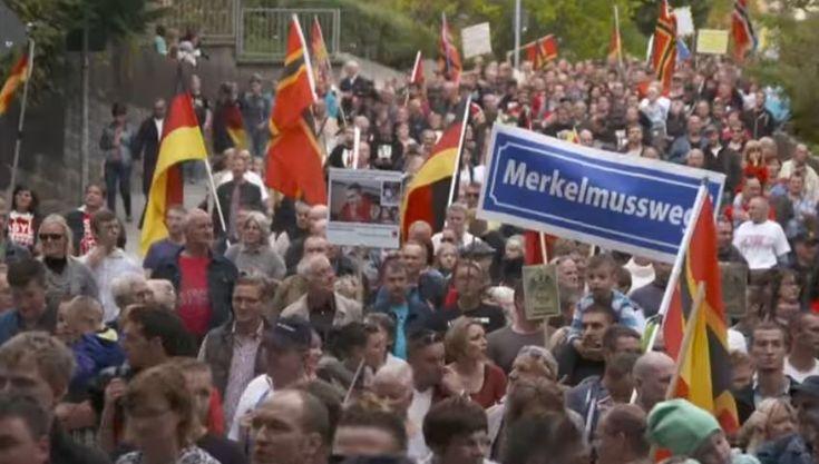"""(David Berger) """"Volksverräter"""" wird zum Unwort des Jahres. Erwarten uns nun im kommenden Jahr Politiker, die mit Spraydosen auf den Bundestag sprühen: """"Wir sind gerne Volksverräter""""?"""