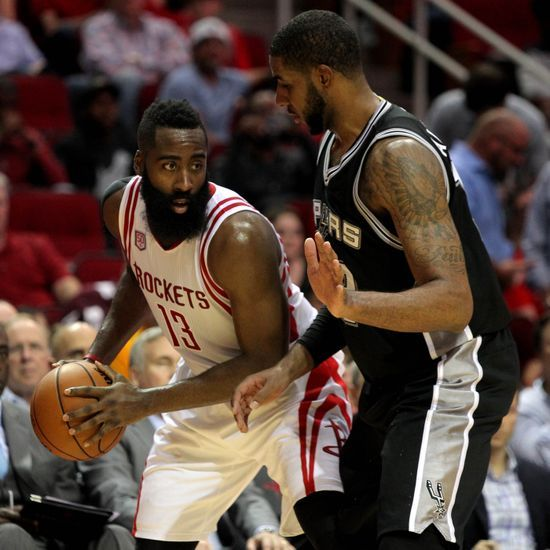 San Antonio Spurs at Houston Rockets - 12/20/16 NBA Pick, Odds, and Prediction
