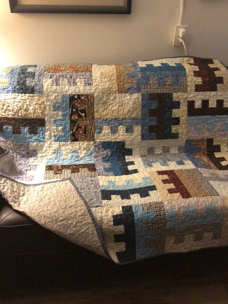 Baby Ander's quilt