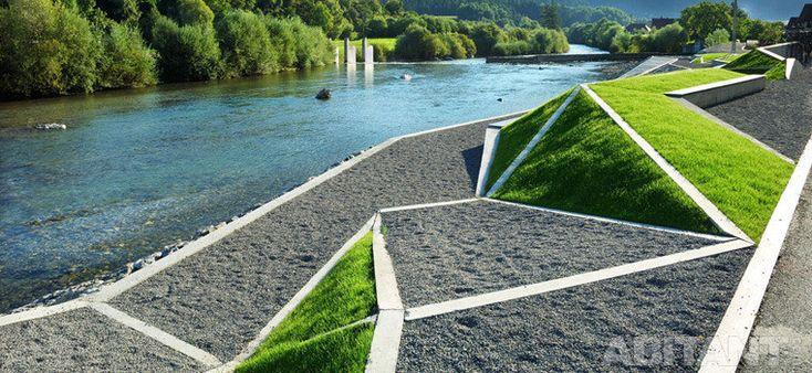 Мемориальный парк генерала Майстера. Проект студии Bruto Landscape Architects
