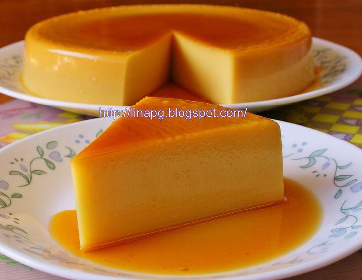 Puding Karamel Tanpa Telur, Agar Agar Karamel Tanpa Telur,Agar2 Karamel Tanpa Telur, Resepi Puding Karamel Sedap dan Mudah