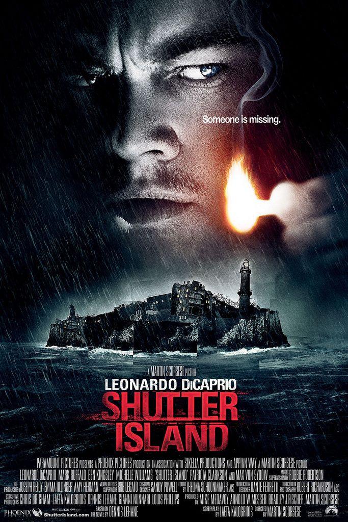 La Isla Siniestra 2010 Island Movies Shutter Island Film Thriller Movies