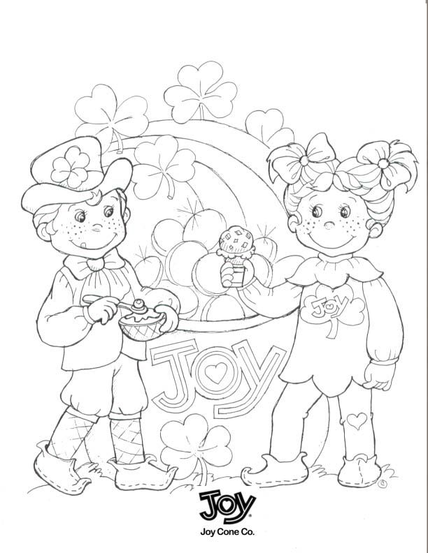 Have Your Kids Start The Month Off Right Way With This Months Coloring Giveaway
