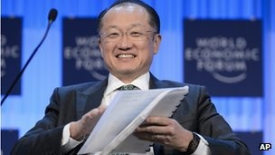 Davos 2013: World Bank head says don't shun poor coal-using nations -- The World Bank should support poor countries that need coal-powered energy in spite of its contribution to climate change, its president has said.