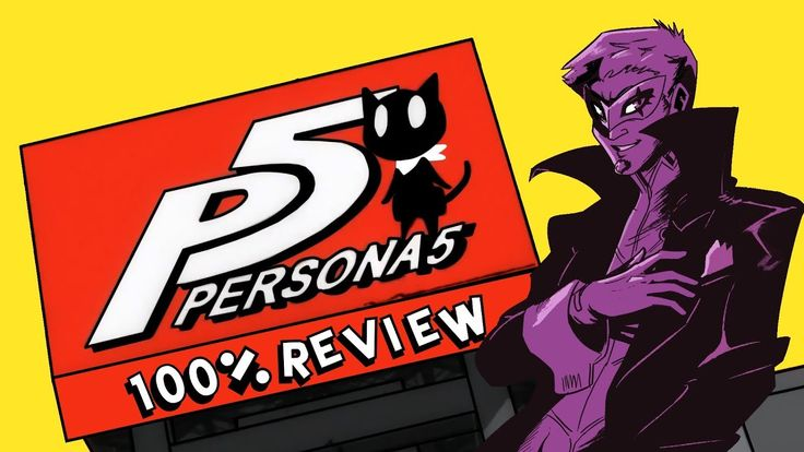 A Complete Review on Persona 5 https://www.youtube.com/watch?v=A705M9qQ5qo