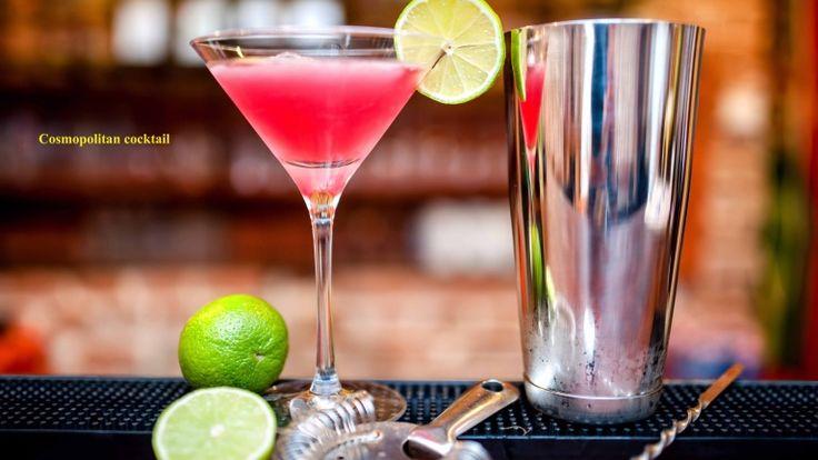 Cosmopolitan cocktail, il cocktail di Sex and the City. Grandi ricette cocktail