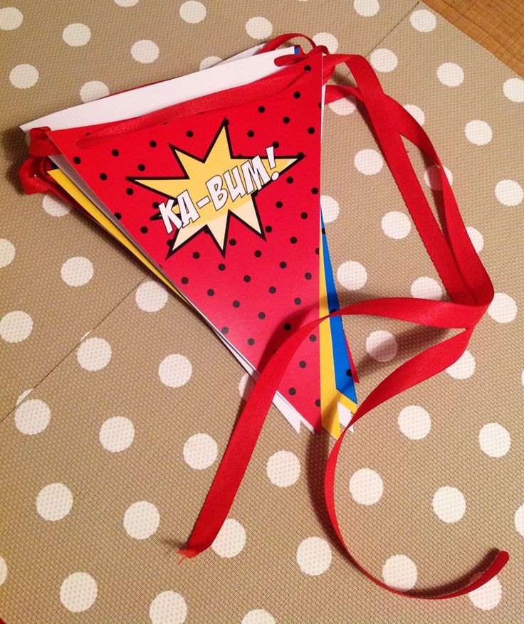 • Party banner by Paper-pow •