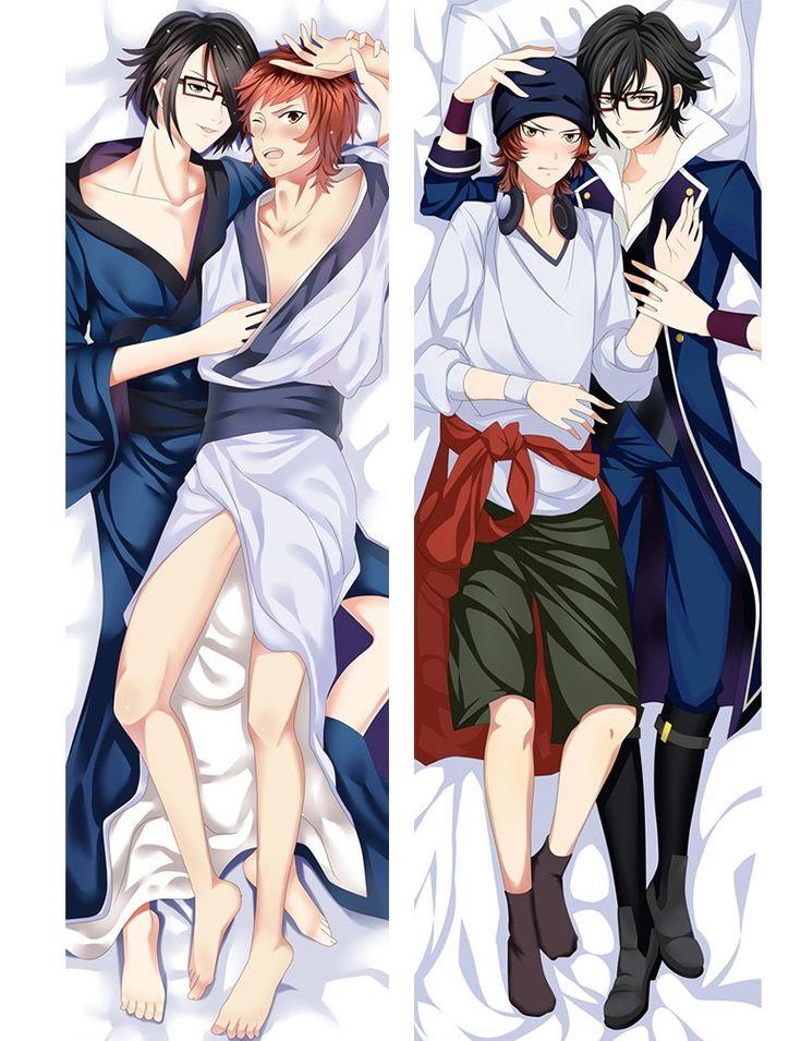 Anime dakimakura k project hugging body pillow cover