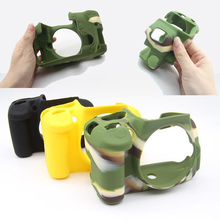 Camera Video Bag Case For Canon 700D 650D 600D Silicone Case Rubber Camera case Protective Body Cover Skin For Canon Camera Bag #Affiliate