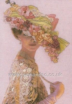 Shop online for Genteel Lady Gallery Crewel Embroidery Kit at sewandso.co.uk. Browse our great range of cross stitch and needlecraft products, in stock, with great prices and fast delivery.