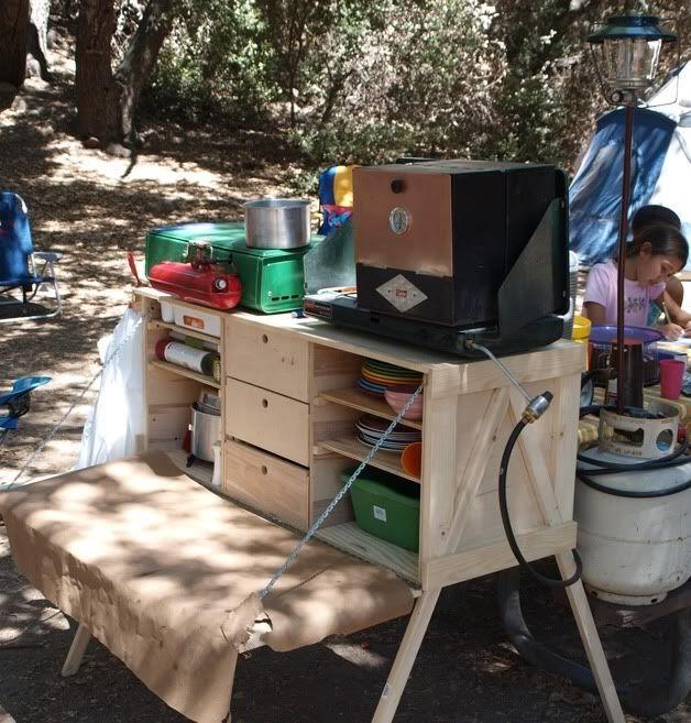 Camp Kitchen -