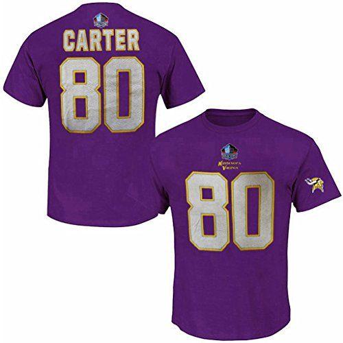 Cris Carter Vikings Shirt