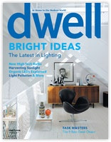 """turning """"boring"""" to well-designed on the cheap--gotta love itHoliday Ideas, Dwell Magazines, Ideas Driven, Dwell Helpful, Dwell Champion"""