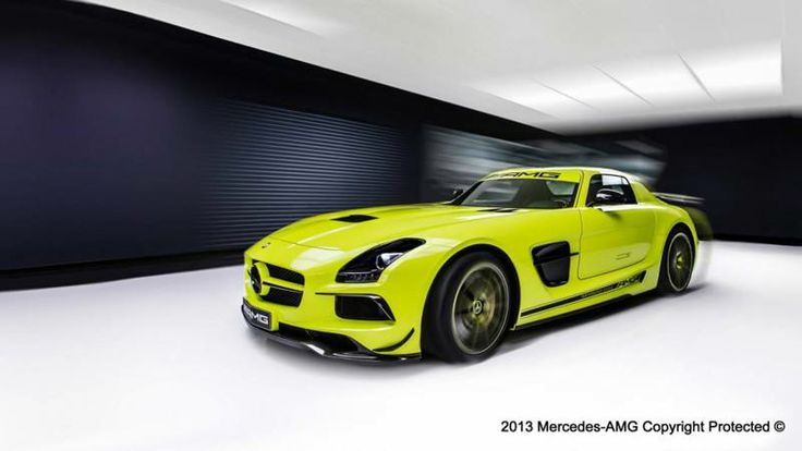 mercedes sis amg black series, mercedes, sls amg, cars, car, tuning, modifiye, arabalar, araba resimleri